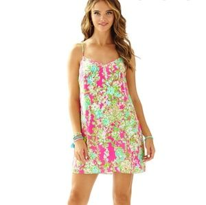 Lilly Pulitzer NWT Dusk Strappy Dress size XL